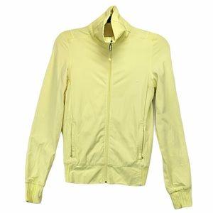 Lululemon Reversible Raja Jacket Yellow